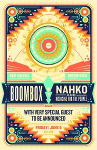 boombox nahko poster-01