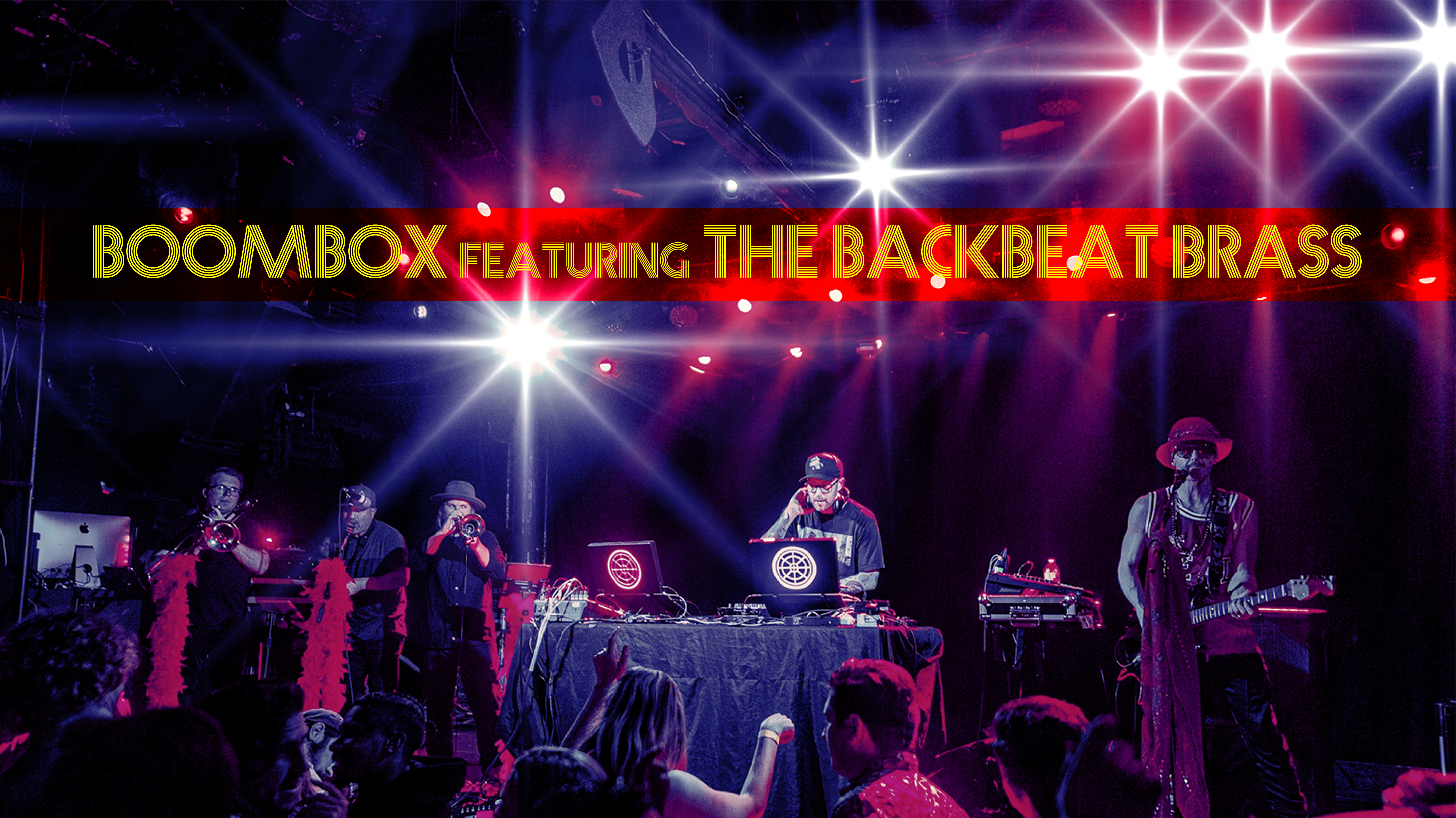 BoomBox featuring the BackBeat Brass