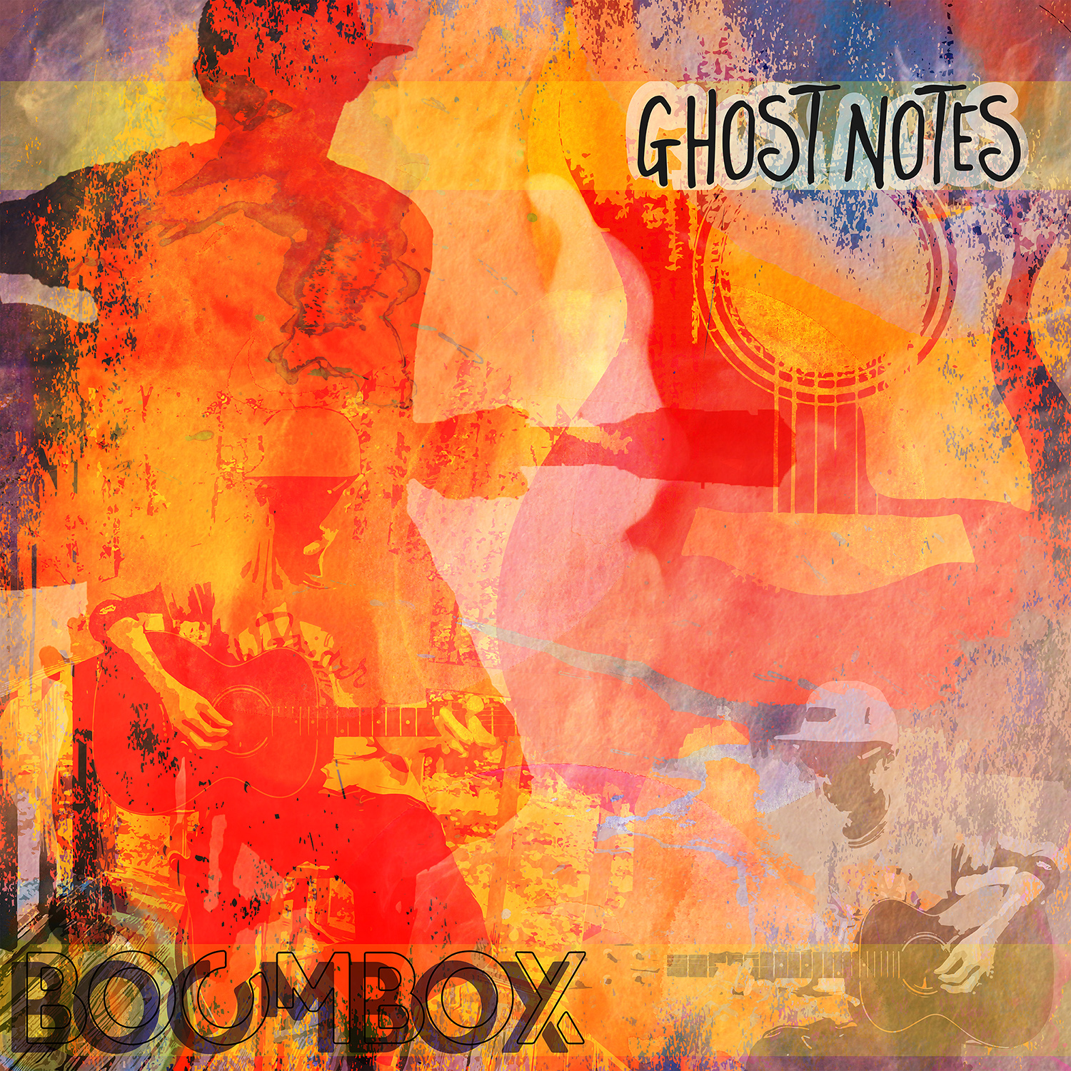 [NEW ALBUM] GHOST NOTES OUT NOW!